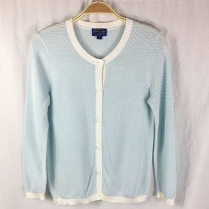 Pendleton Button-up Cardigan Size Small Sweater